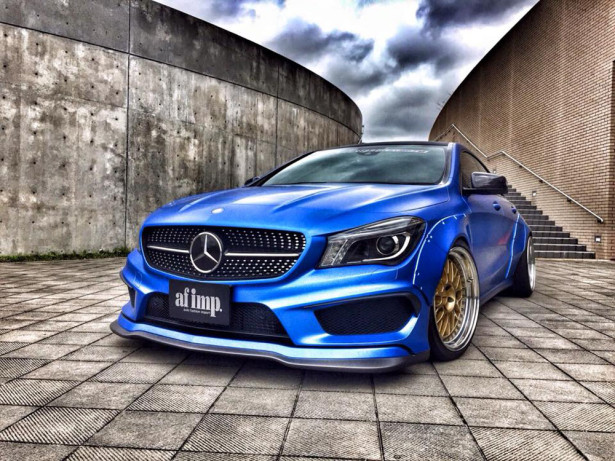 Mercedes-Benz CLA 2016 Фото 08