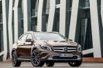 Mercedes-Benz GLA 2016 Фото 02