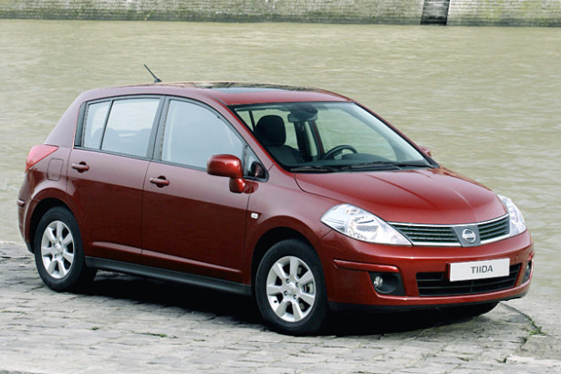Nissan приостановил сборку Sentra и Tiida в Ижевске