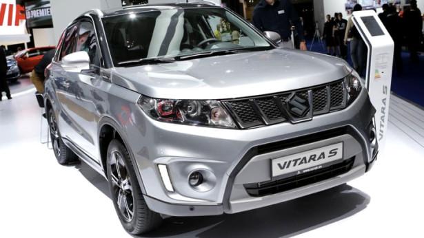 Озвучен прайс на новое поколение Suzuki Vitara S