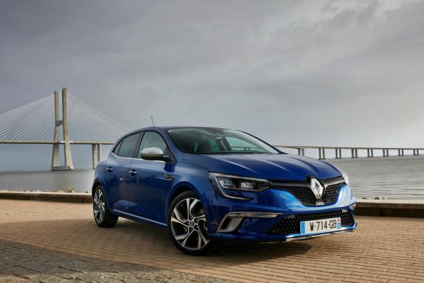 Renault Megane 2017 фото 04