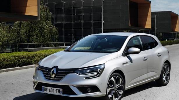 Renault Megane четвертого поколения выйдет в 2016 году