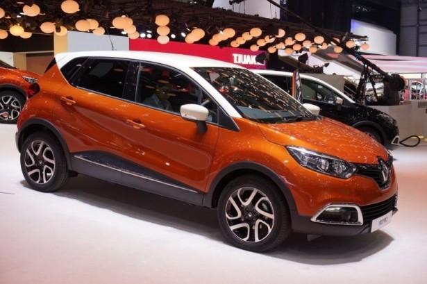 Renault разрабатывает новый кроссовер для России на базе Duster