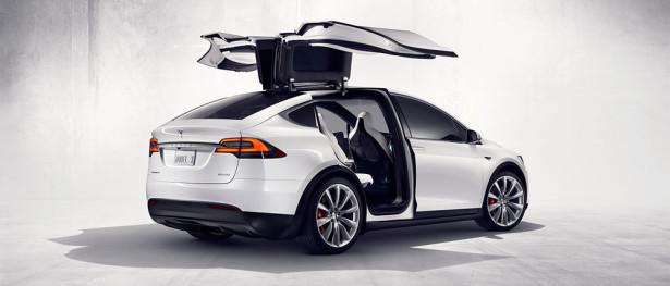 Tesla Model Х Signature Series 2016 Фото 04