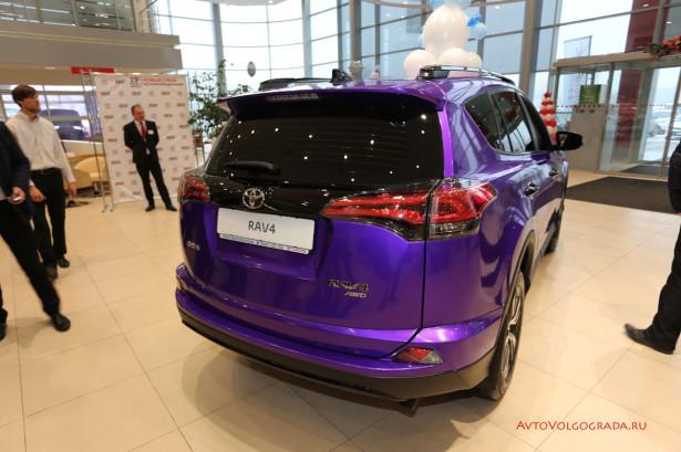 Toyota RAV4 2016 Волгоград 16