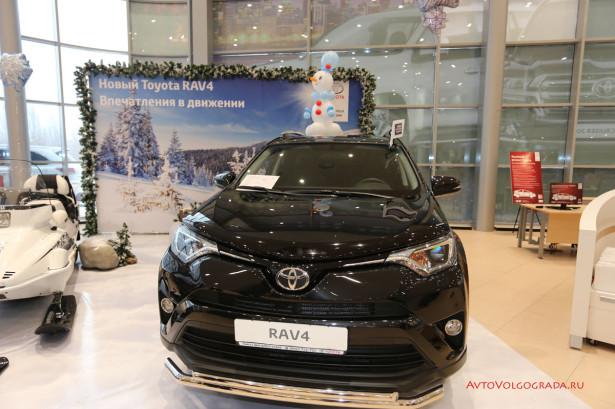 Toyota RAV4 2016 Волгоград 32