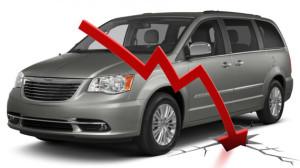 В АЕБ рассказали о спаде продаж автомобилей в России на 42,7%