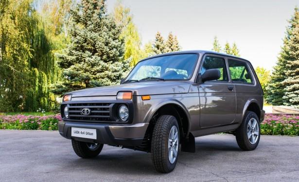 В Германии стартовали продажи Lada 4x4 Urban