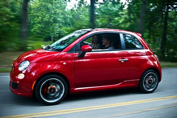 В России начали продавать новое поколение городского хэтчбэка от Fiat