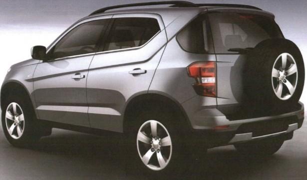 В сети появились официальные изображения нового Chevrolet Niva1