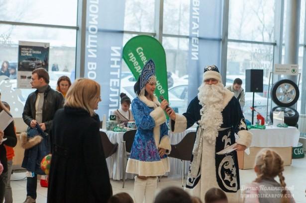 Волга-Раст-Октава новогодняя елка 2015 Фото 18