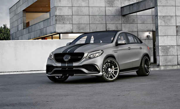 Wheelsandmore Mercedes-AMG GLE 63 Фото 01