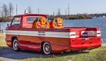 амфибия Chevrolet Corphibian Фото 05