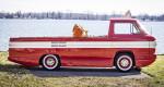амфибия Chevrolet Corphibian Фото 07