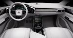 концепт Volvo с большим экраном 2015 фото 08