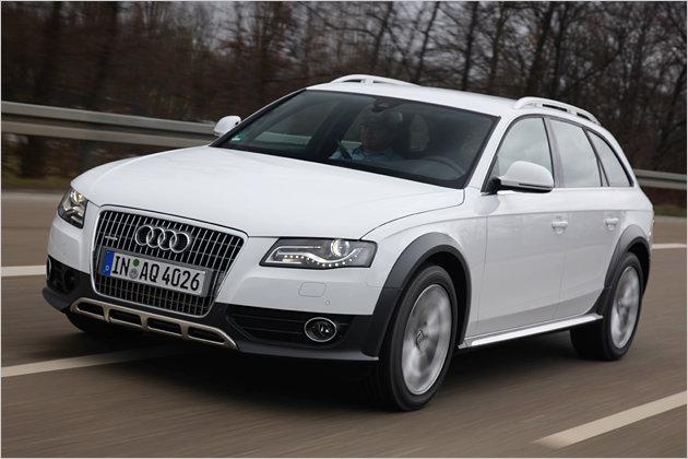 Audi A4 Allroad Quatro презентовали на автосалоне в Детройте