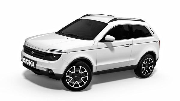 АвтоВАЗ готовится представить совершенно новый внедорожник в 2018 году