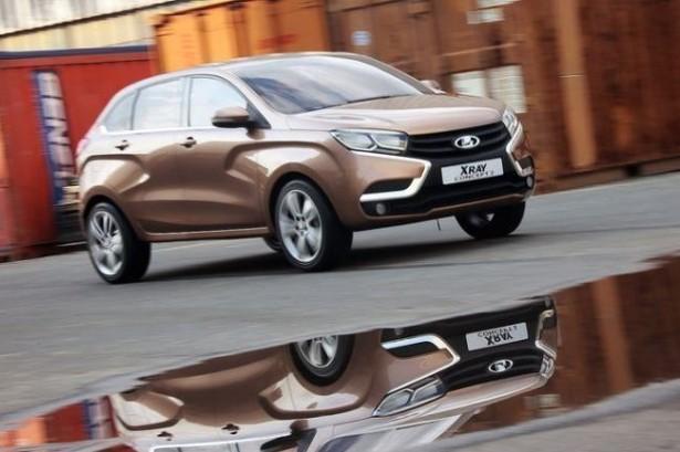 АвтоВАЗ оснастит Xray полным приводом к 2017 году