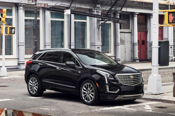 Cadillac XT5 2015 Фото 11