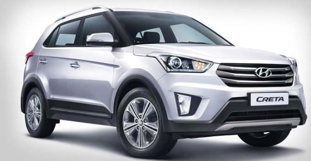 Hyundai подготавливает петербургский завод к выпуску нового кроссовера Creta
