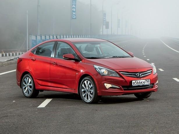 Hyundai в очередной раз повысил цены на Solaris