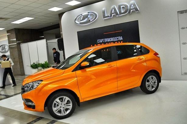 Известны новые подробности о двигателе от Nissan для Lada X-Ray