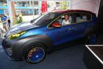 Kia X-Car Рафаэль Надаль 2016 Фото 02