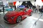 Lexus LC 2017 Фото 03