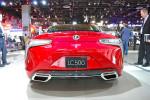 Lexus LC 2017 Фото 08