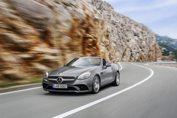 Mercedes-Benz SLC 2016 Фото 08