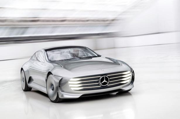 Mercedes-Benz электромобили Фото 11