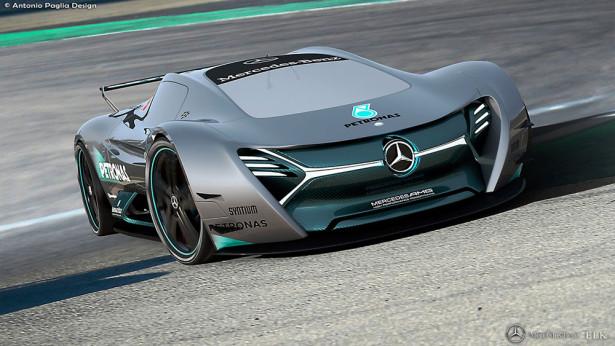 Mercedes ELK 2016 Фото 06