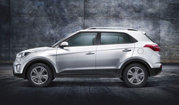 Петербургский завод Hyundai приступил к производству кроссовера Creta