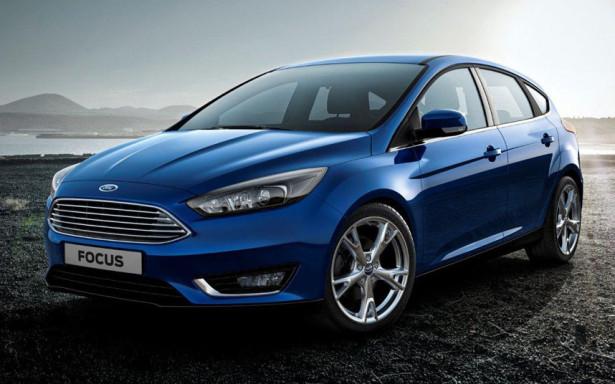 Продажи Ford в России упали на 45%