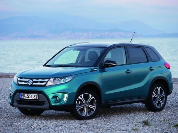 Suzuki Vitara новой генерации приедет в Россию весной