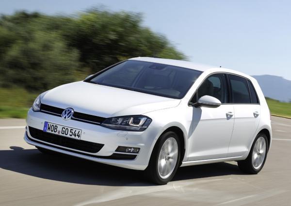 Volkswagen Golf оснастят новым мотором 1,5 литра