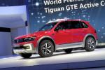 Volkswagen Tiguan GTE Active 2016 Фото 02