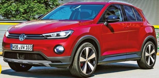 Volkswagen представит обновленный Golf 4 марта