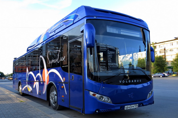 автобус Volgabus