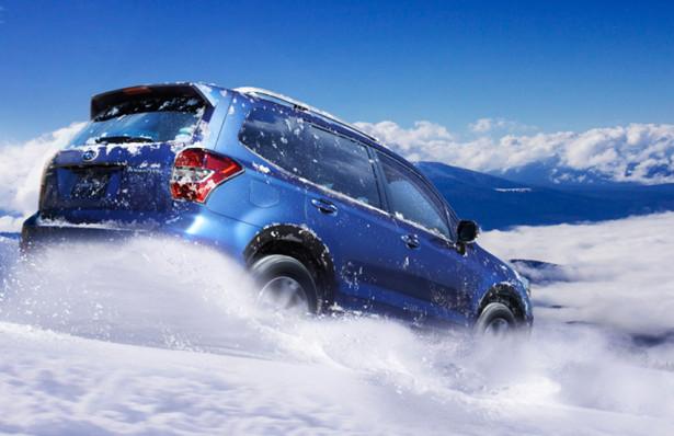 на покупку Subaru Forester