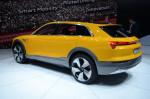Audi e-tron Quattro 2016 Фото 05