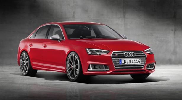 Audi полностью рассекретил новые седан и универсал S4