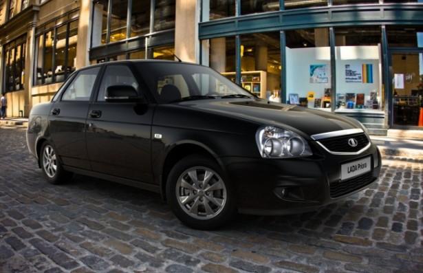 АвтоВАЗ планирует начать продажи бюджетной Priora в марте