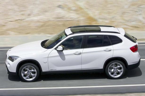 BMW повесил российский ценник на модификацию  BMW X1 sDrive18i