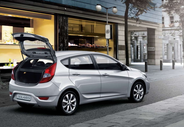 Хэтчбэк Solaris уступает место кроссоверу Hyundai Creta