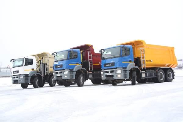 КАМАЗ в марте начнёт производство трёх новых моделей