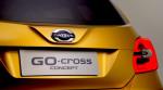 Кроссовер Datsun GO-cross в Индии 2016 Фото 10