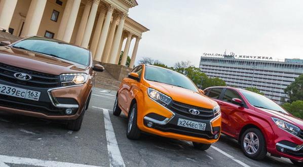 Кроссовер Lada Xray появится на немецком атворынке