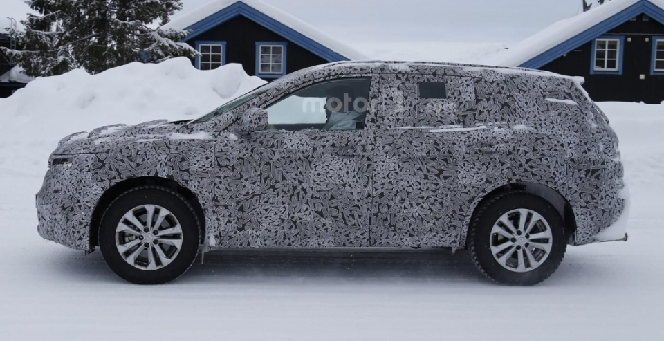 Кроссовер Renault Maxton покажут на женевском автосалоне