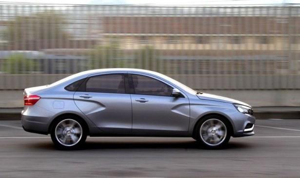 Lada входит в двадцать самых востребованных автомобилей в Европе